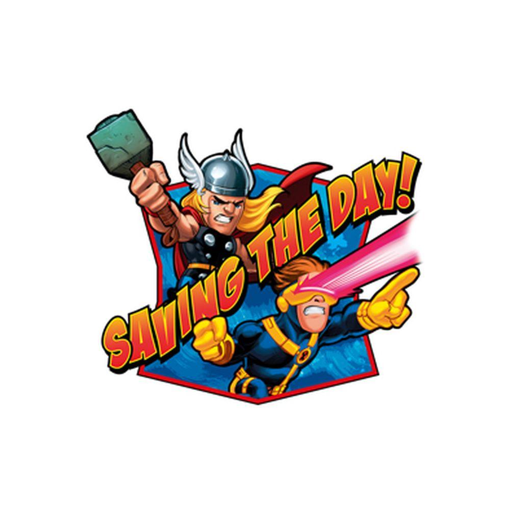 Mini Malen nach Zahlen Lizenz - Super Hero Squad SK-Spielwaren