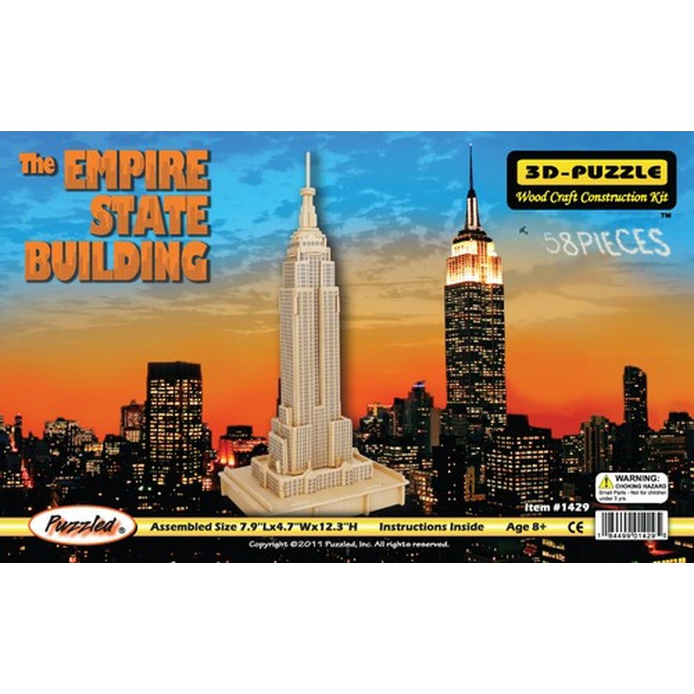 Empire State Building Modelkl
