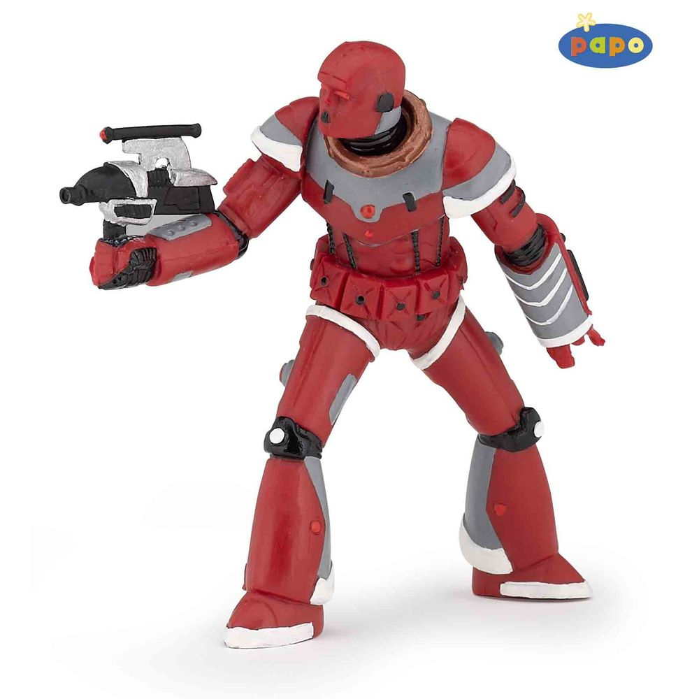 Papo 70113 - Galactic adventure Ironbot Fighter