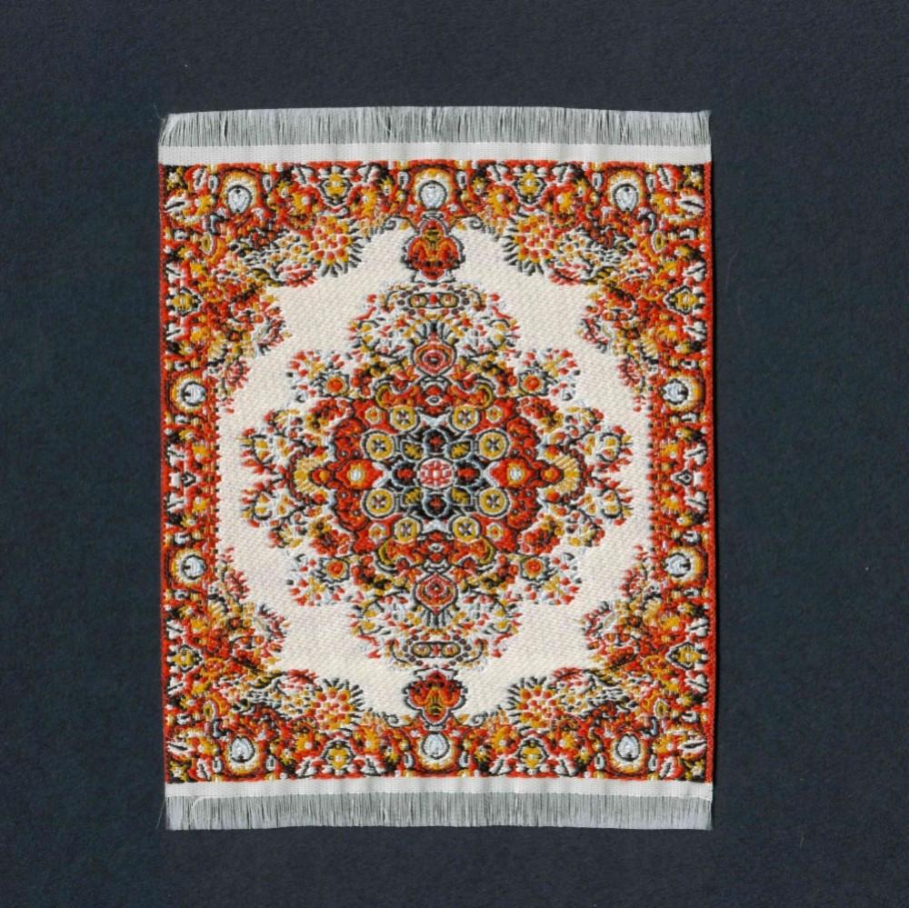 Orient Teppich 8 x 10 cm Muster A SKSpielwaren
