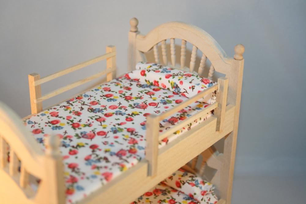 Etagenbett Puppenstube : Stockbett hochbett etagenbett holz natur sk spielwaren