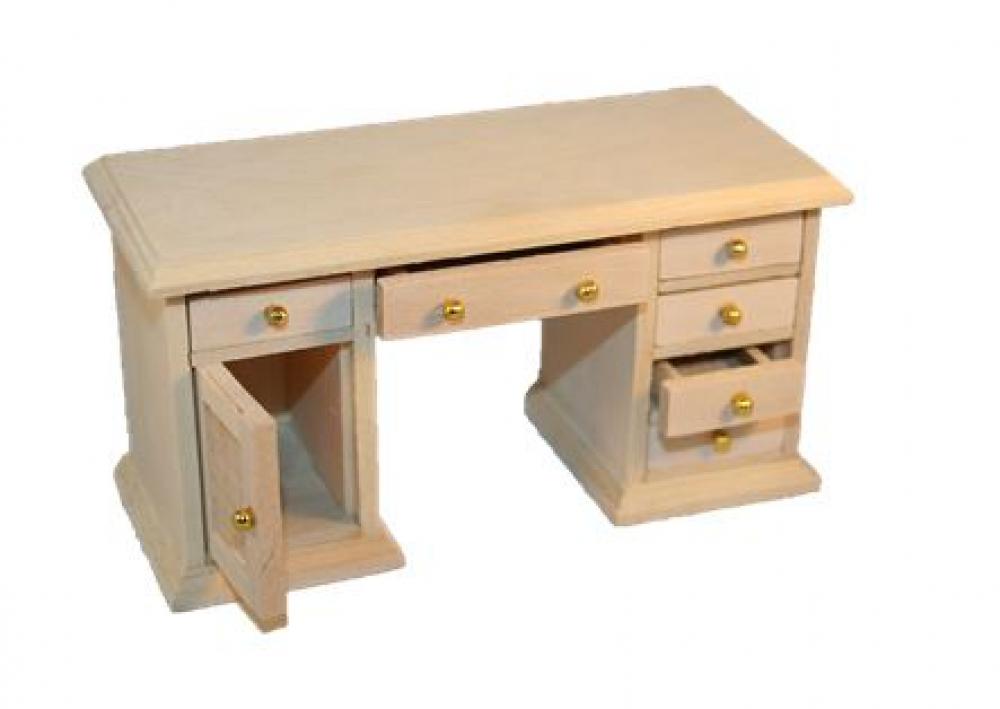 schreibtisch holz natur sk spielwaren. Black Bedroom Furniture Sets. Home Design Ideas