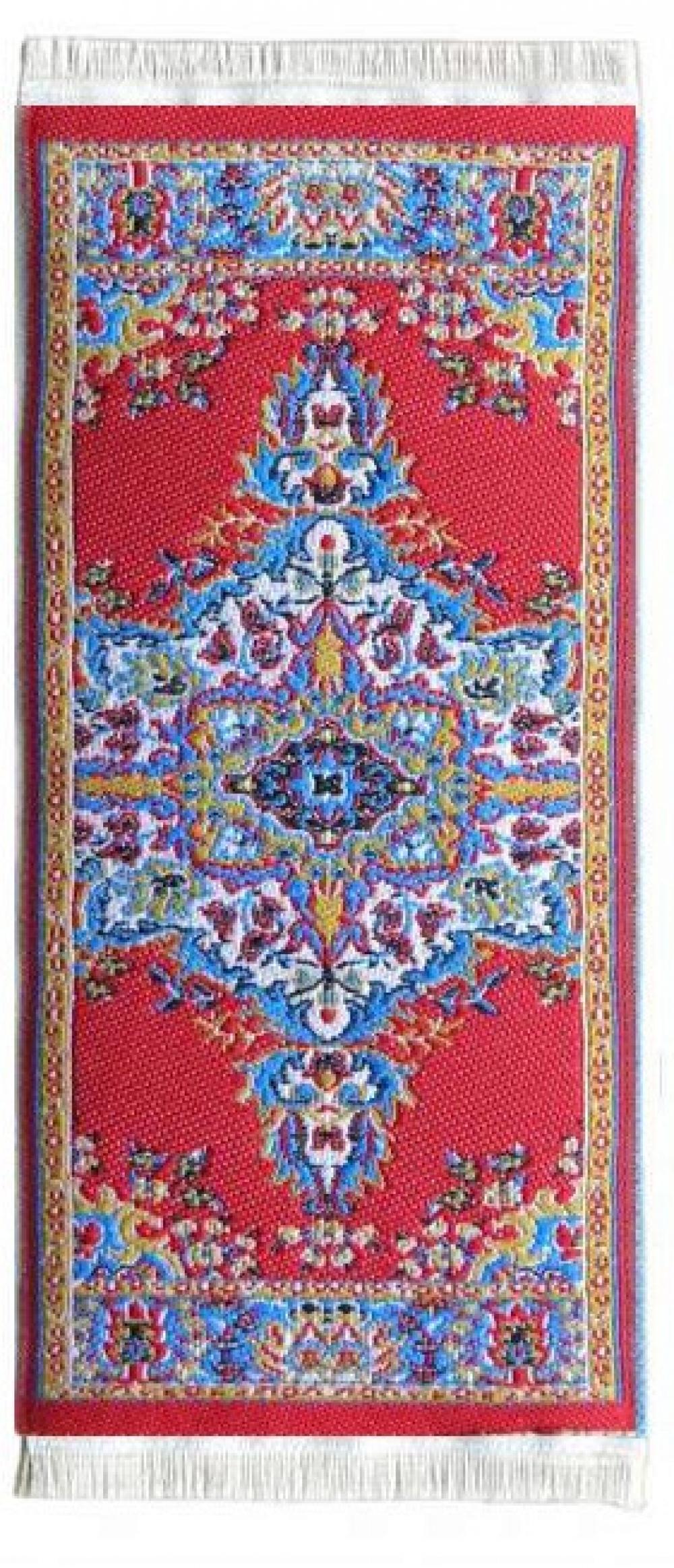 Orient Teppich Laufer Ohne Fransen 5 X 11 5 Cm Muster C Sk Spielwaren