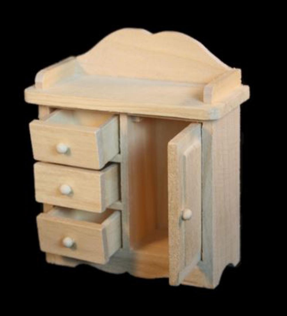 wickelkommode wickeltisch holz natur mit auflage bunt gebl hmt sk spielwaren. Black Bedroom Furniture Sets. Home Design Ideas